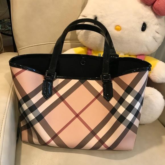 00e29c3f23 Burberry Bags | Tote Bag | Poshmark